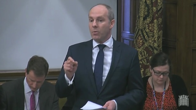 VIDEO: Taking part in the Westminster Hall Debate on PIP and ESA