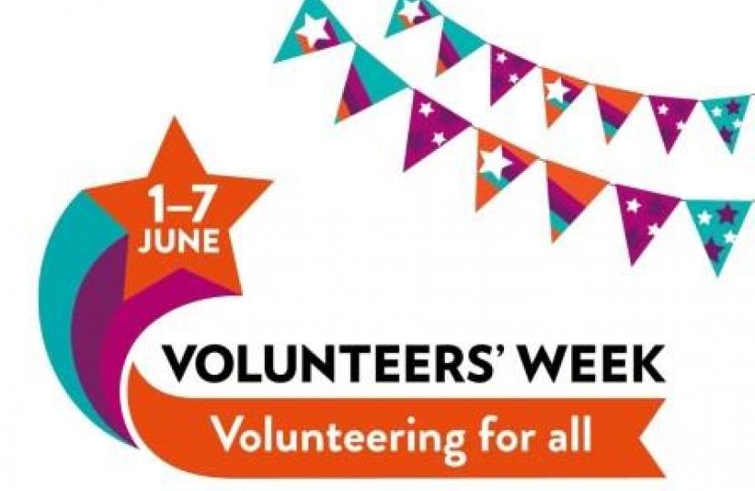 Volunteers Week Community Champions Announced