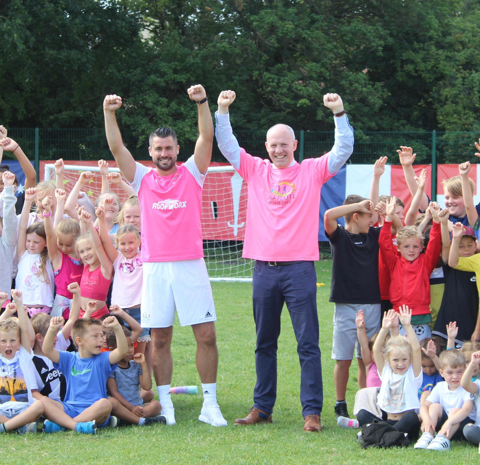 Swindon MPs Back National School Sport Week At Home Campaign