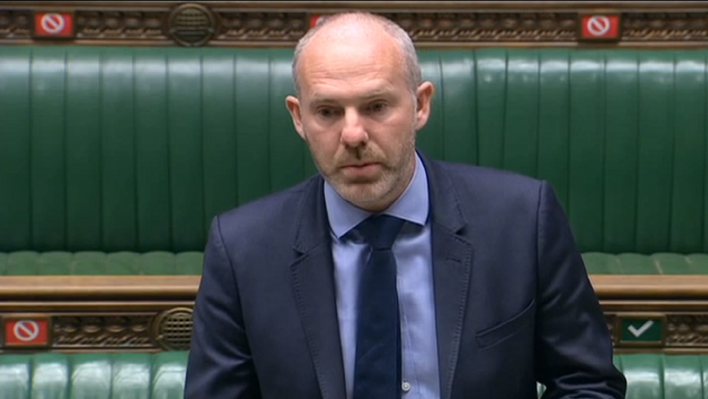 Justin Responds As Minister At DWP Questions