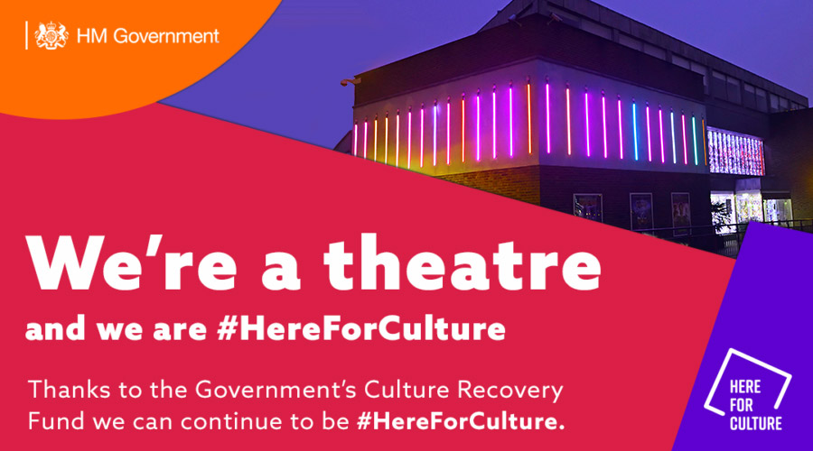 £250k Culture Recovery Fund Cash Boost For The Wyvern Theatre