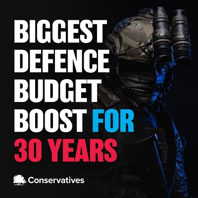 Justin Welcomes Largest Investment In Our Defence In A Generation