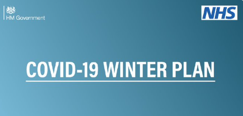 Government Announces COVID-19 Winter Plan As Current Restictions Ease