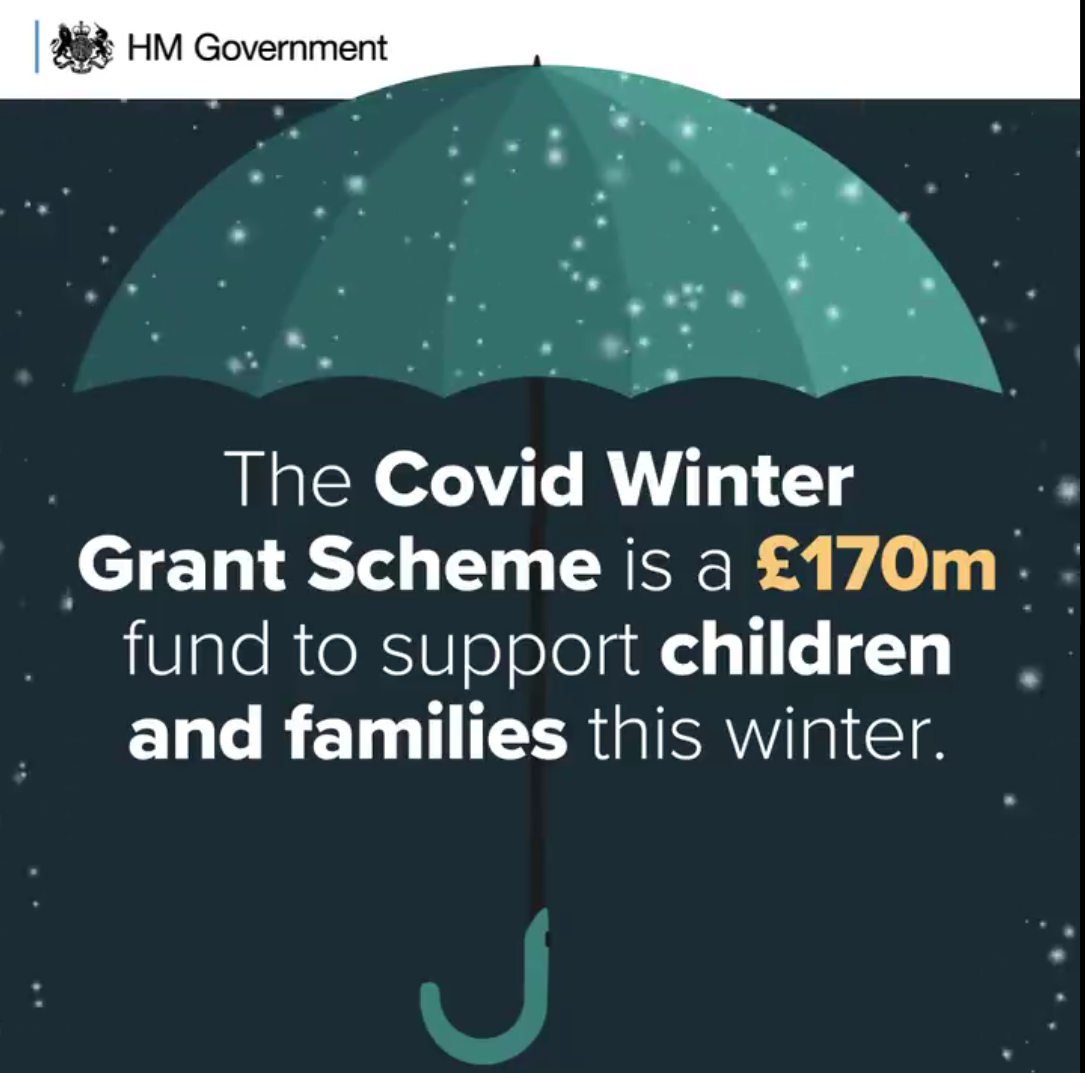 Help At Hand For Parents So Children Are Warm And Well-Fed This Half Term
