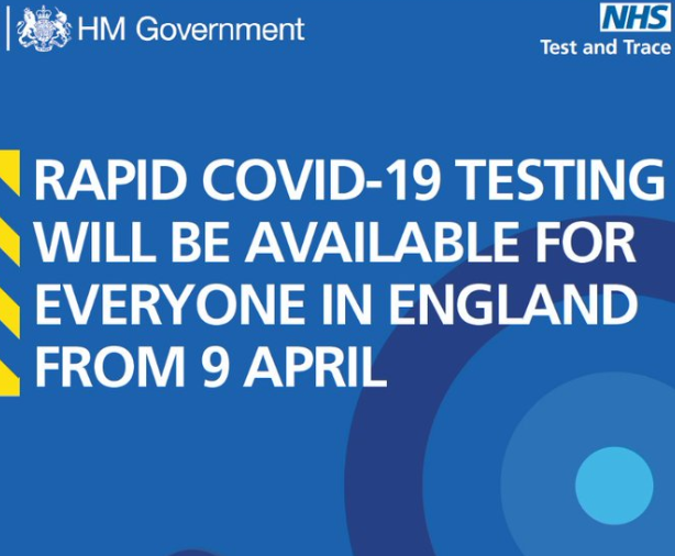Rapid Coronavirus Tests Available To Everyone - Even Without Symptoms