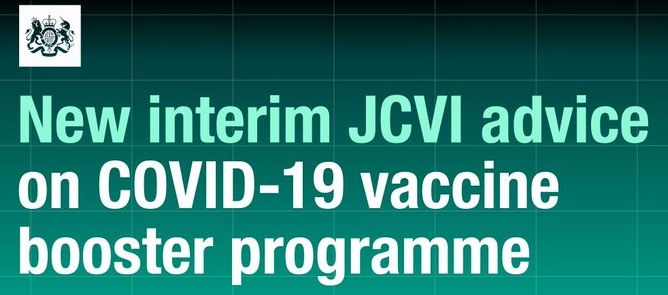 Most Vulnerable Could Be Offered Booster COVID-19 Vaccines From September