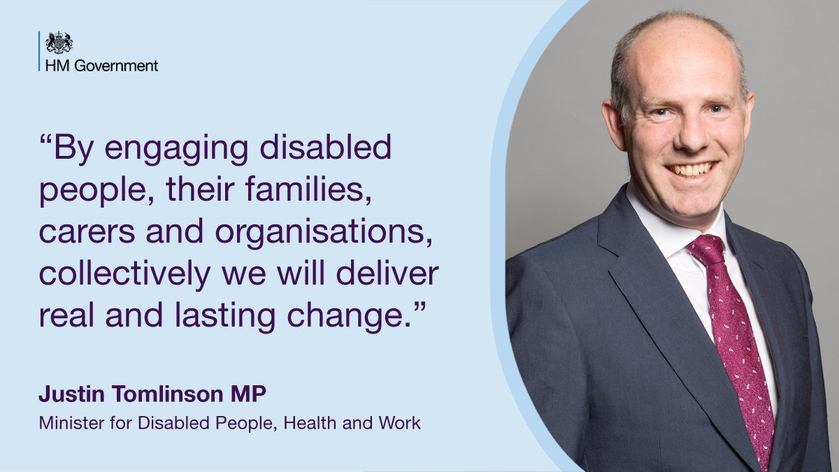 Justin Launches Transformational New National Disability Strategy