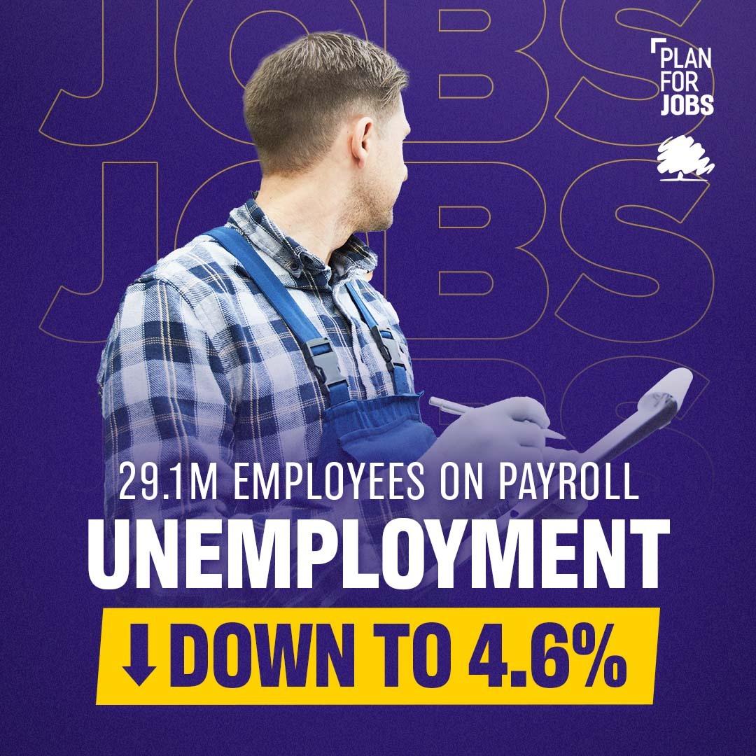 Job Vacancies Rise To Record Level